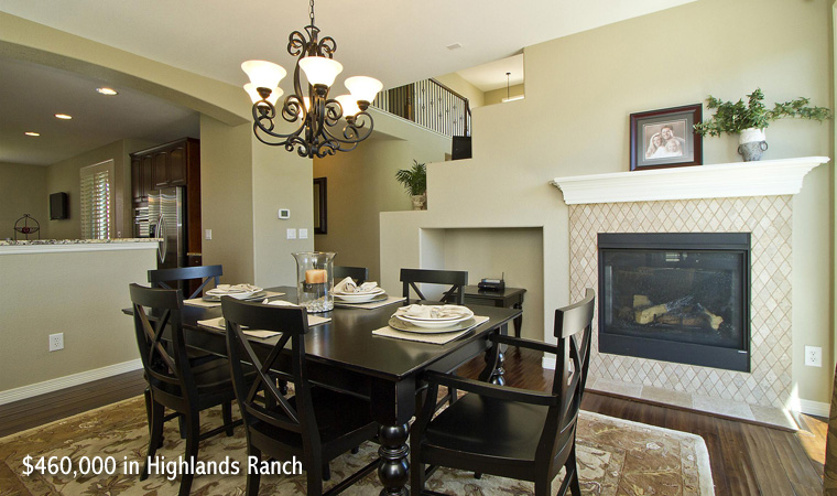 $460,000 in Highlands Ranch