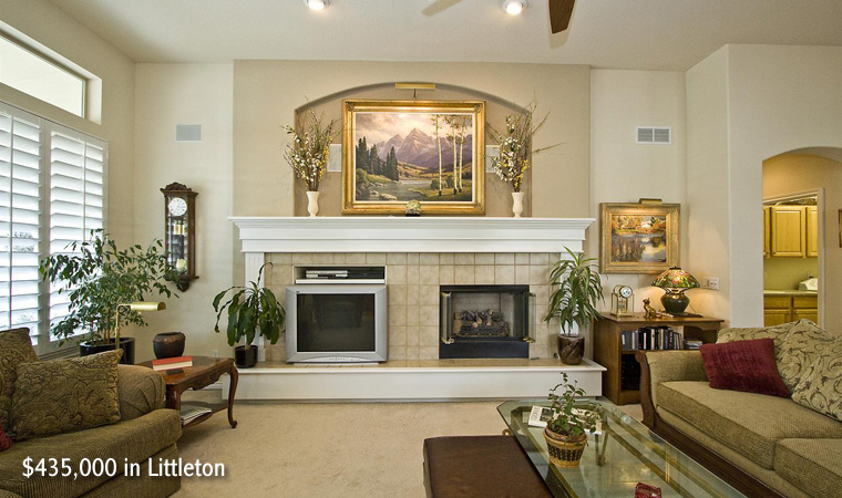 $435,000 in Littleton